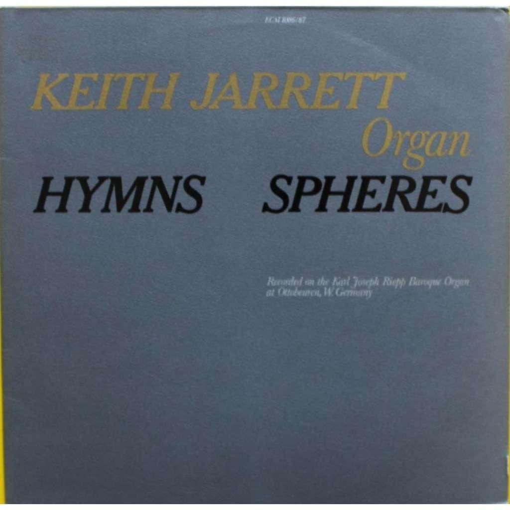 Keith Jarrett Hymns - Spheres (2LP)