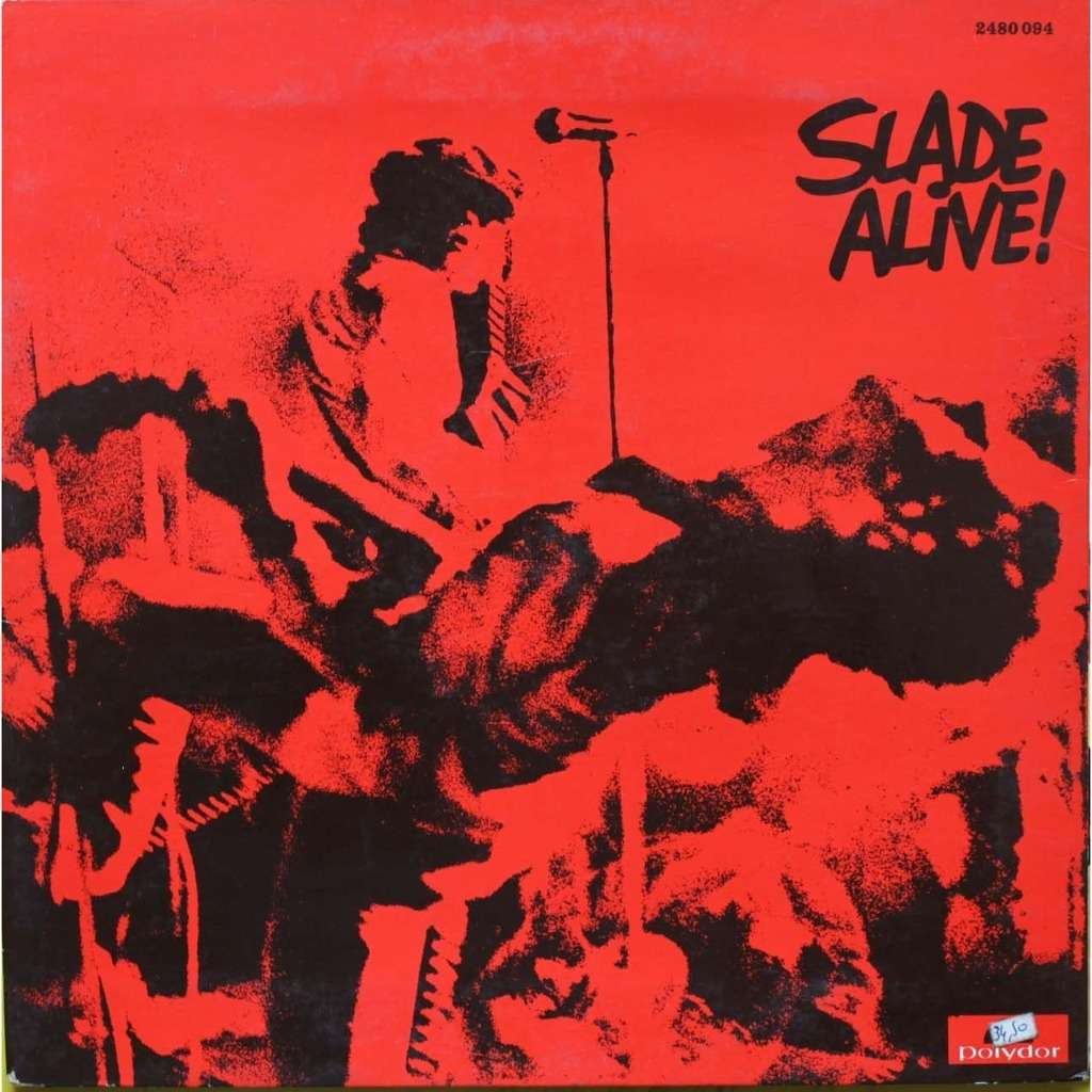 Alive By Slade Lp With Nyphus Ref 115294123