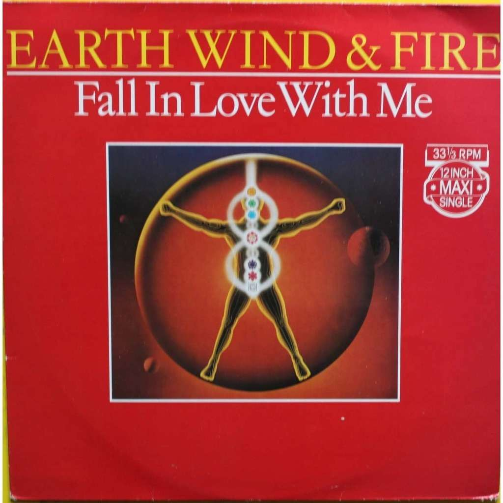 Fall In Love With Me By Earth Wind Amp Fire 12inch With