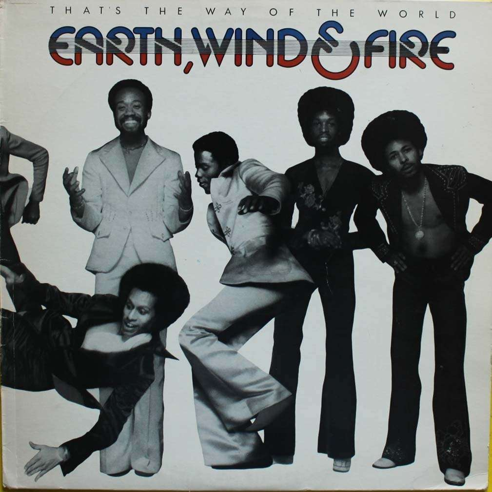 Thas The Way Of The World By Earth Wind Amp Fire Lp With