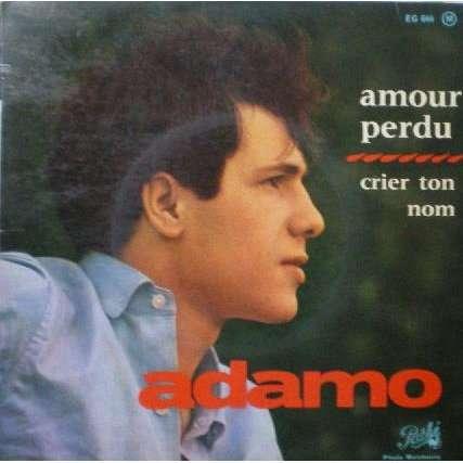 Adamo* Salvatore Adamo - Vous Permettez, Monsieur
