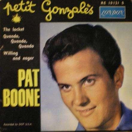 BOONE Pat Petit Gonzales
