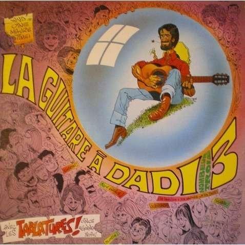 DADI Marcel La guitare à Dadi - Nombeur 3