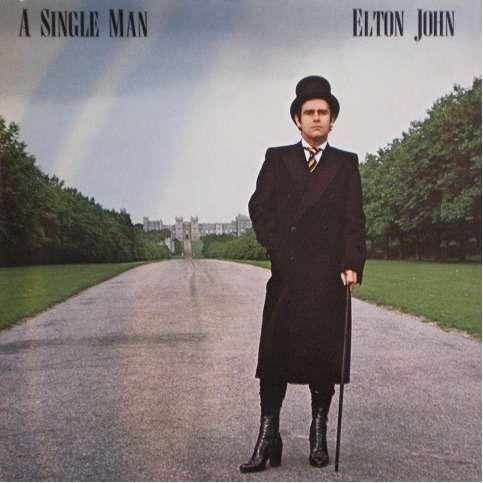 ELTON JOHN A single man_GB