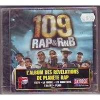 109 rap & rnb