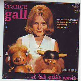 FRANCE GALL FRANCE GALL ET SES PETITS AMIS