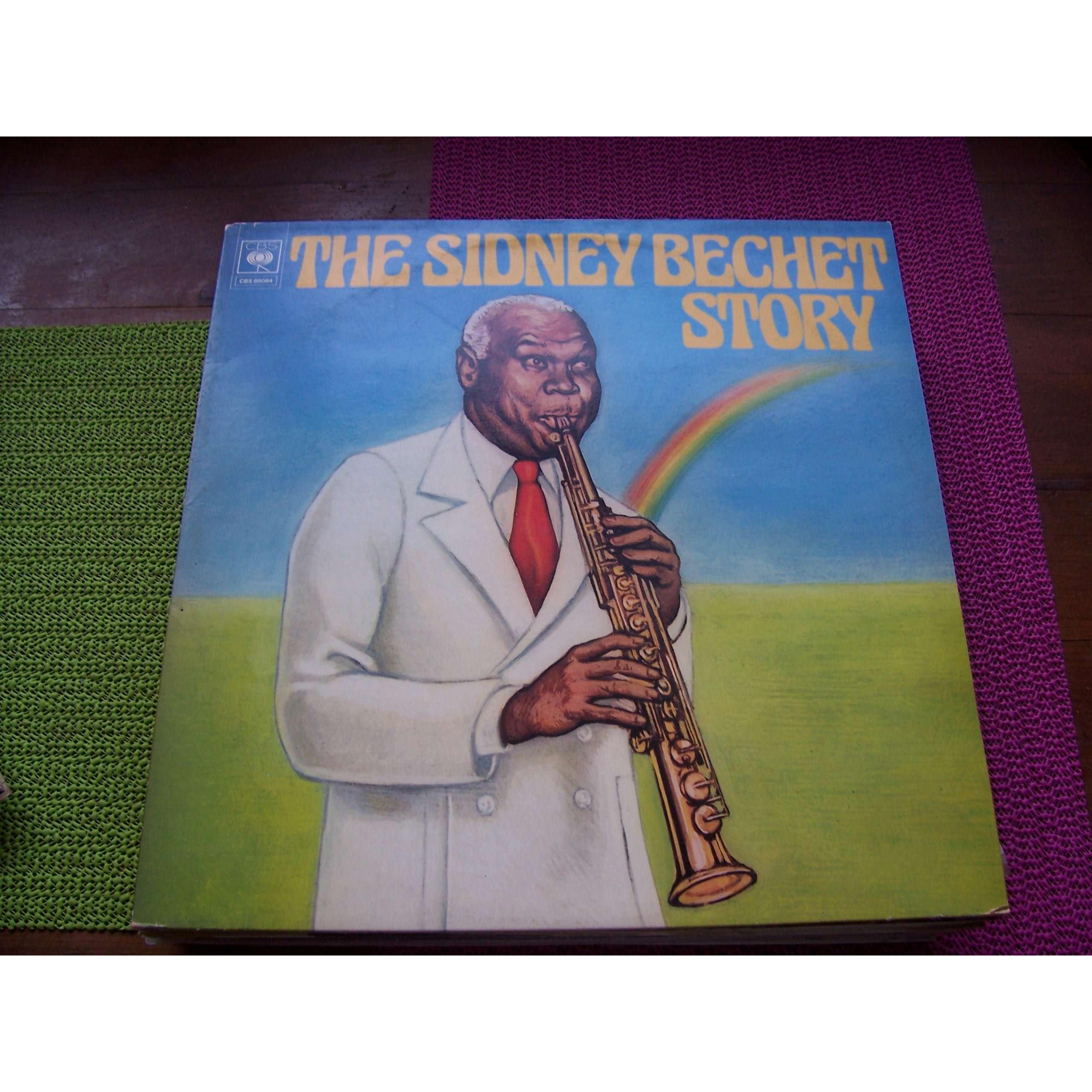 sidney bechet THE SIDNEY BECHET STORY