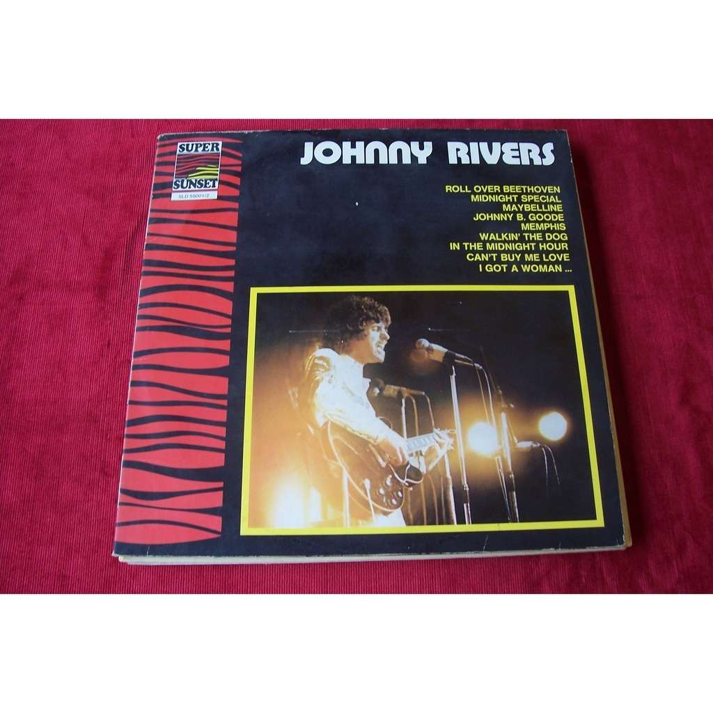 johnny rivers ALBUM DOUBLE 19  TITRES