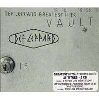 def leppard greats hits  (vault)