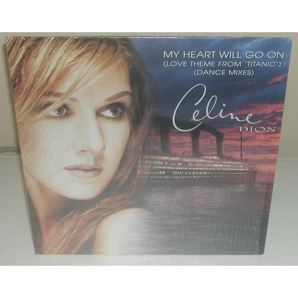 Download Celine Dion My Heart Will Go On: My Heart Will Go On (with