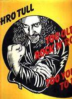 JETHRO TULL too old to rock'n'roll too young to die