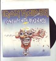 IRON MAIDEN can i play with madness - black bart blues