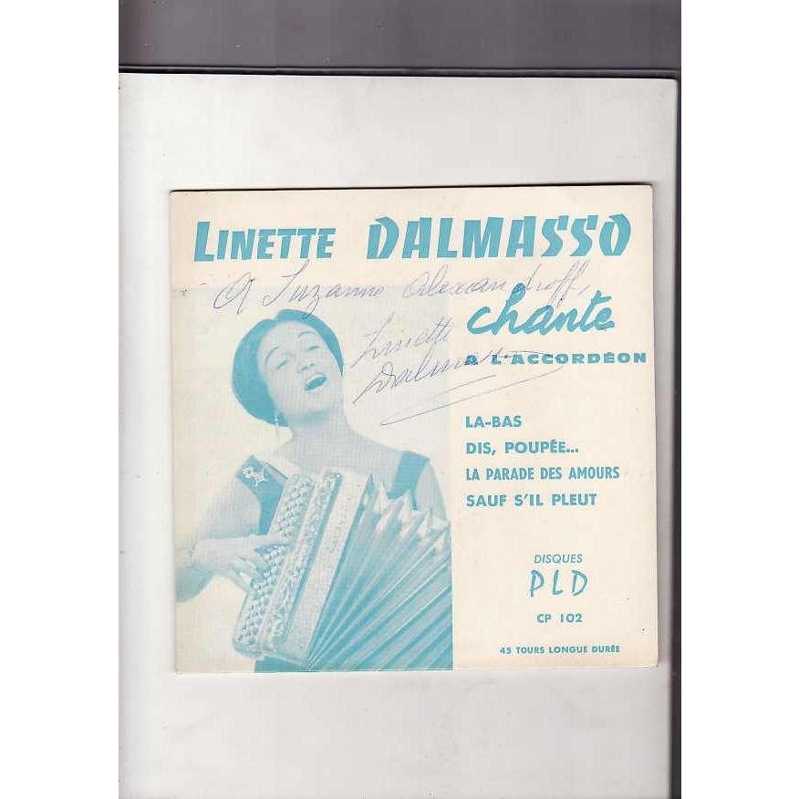 Linette Dalmasso - Accordeon Musette