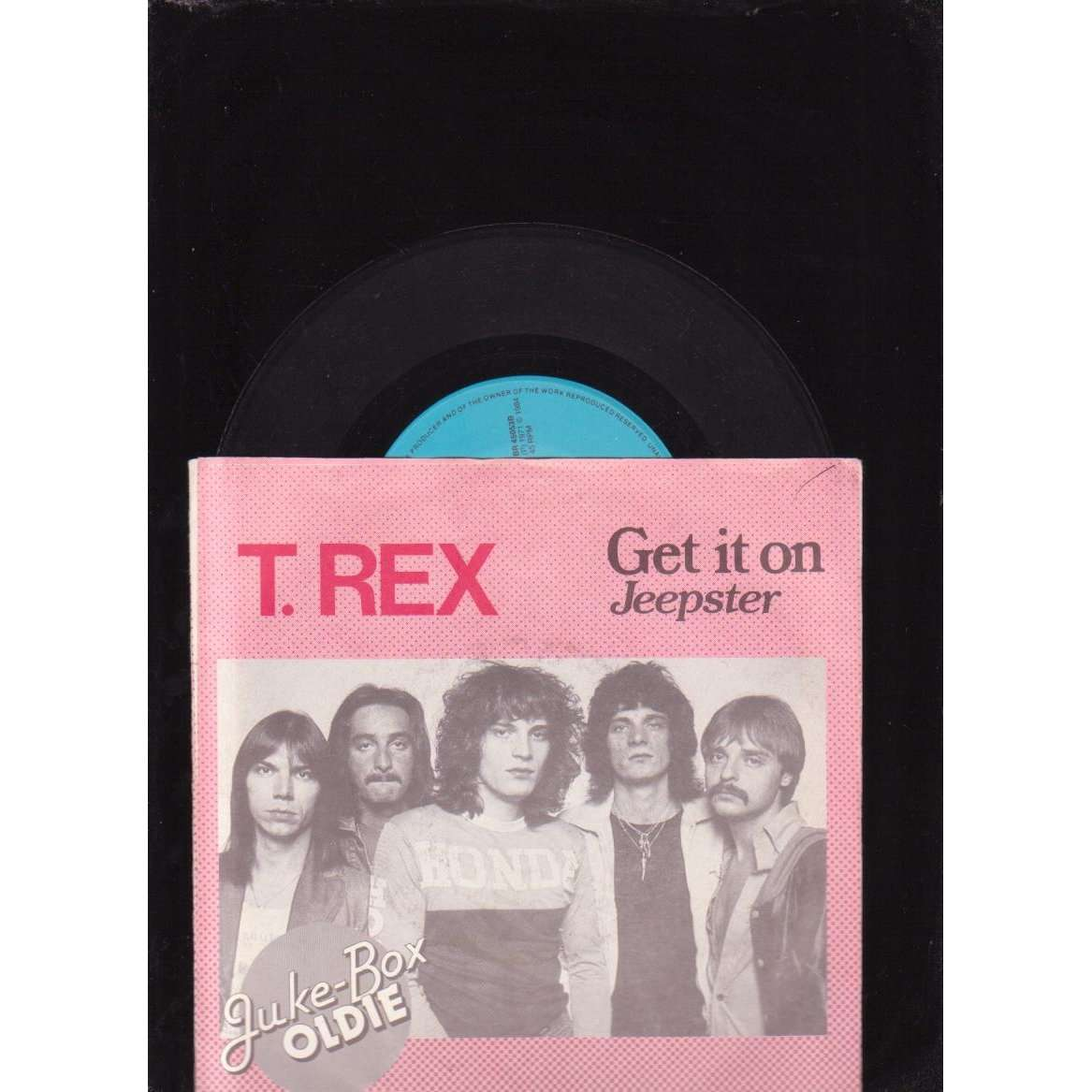 Get it on jeepster by t rex sp with oliveblues for T rex get it on