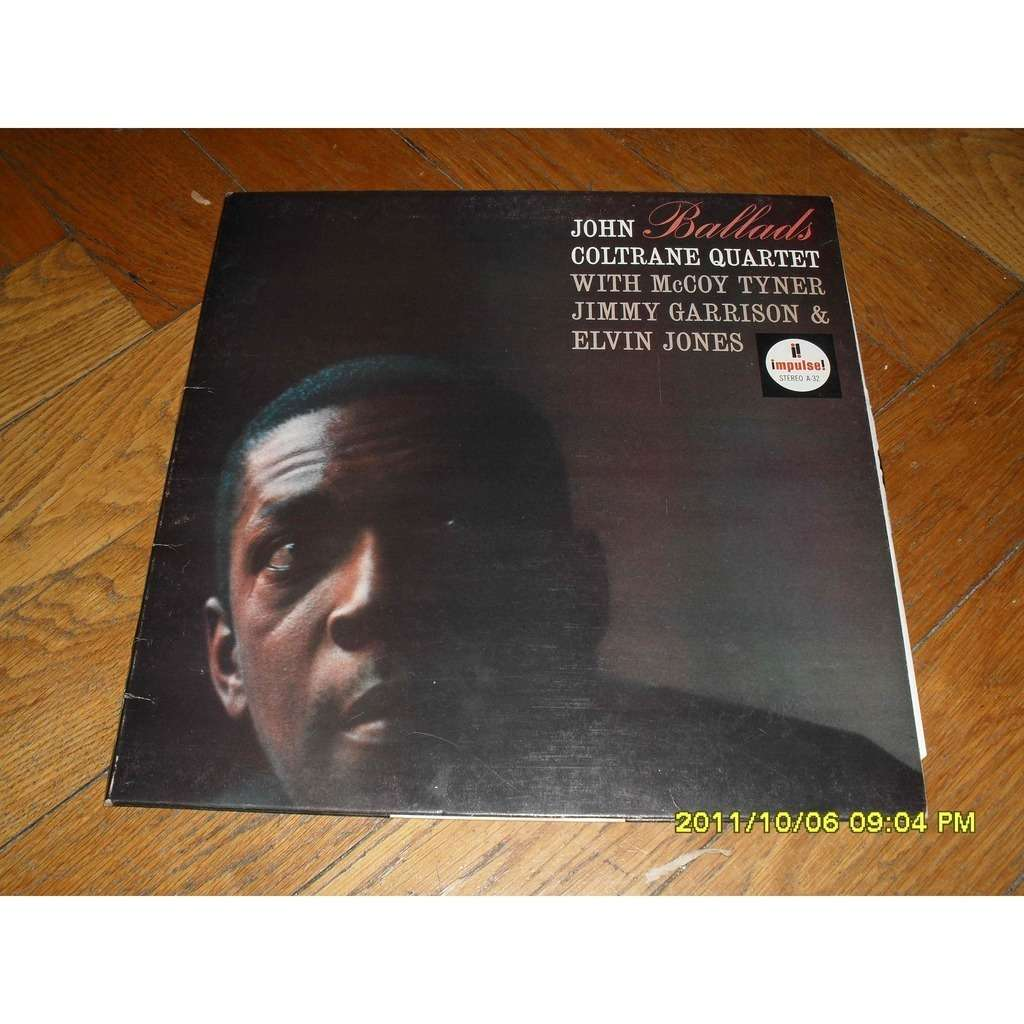 John Coltrane - John Coltrane In The Winner's Circle