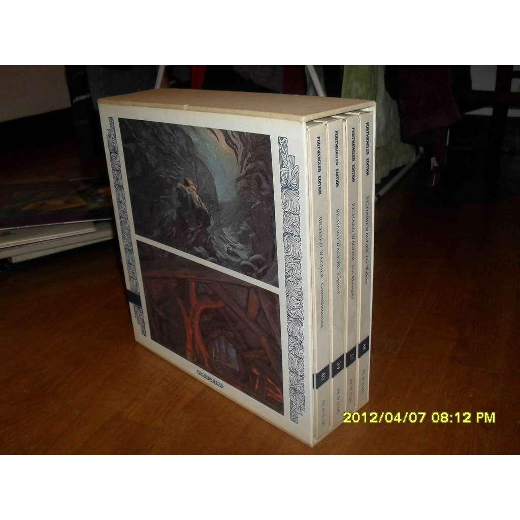 wilhelm furtwangler / wagner wagner : der ring des nibelungen (18xLPs Box)