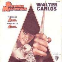 WALTER CARLOS ORANGE MECANIQUE