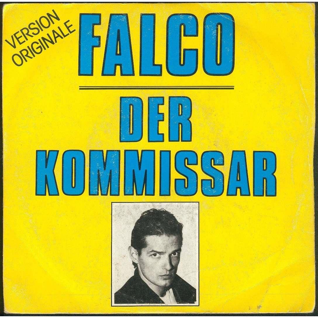 Falco - Der Kommissar = The Commissioner