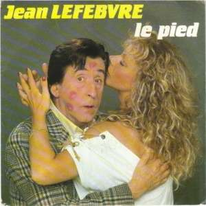 Jean Lefebvre le pied