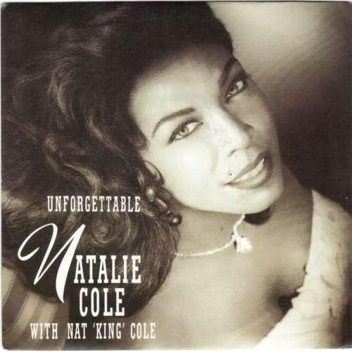 Natalie Amp Nat King Cole Unforgettable 7inch Sp For Sale