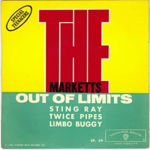 Out Of Limits By The Marketts Ep With Oliverthedoor Ref
