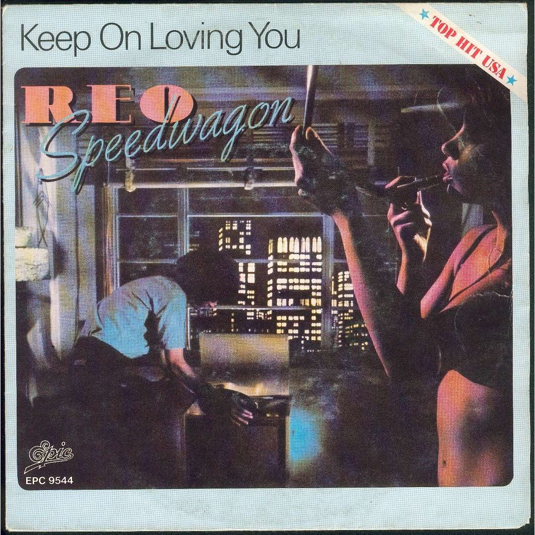 Keep On Loving You Follow My Heart By Reo Speedwagon Sp