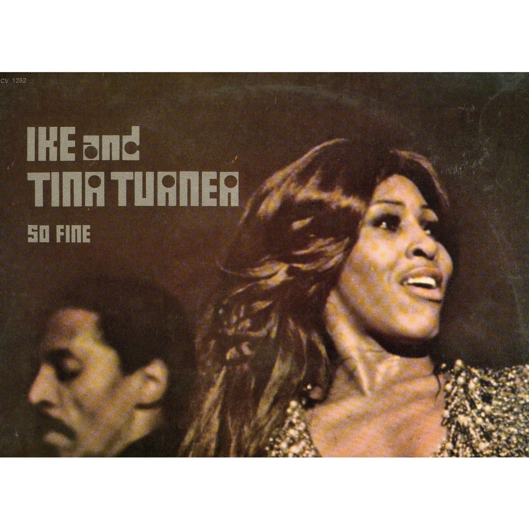 Ike Tina Turner Please Please Please Am I A Fool In Love