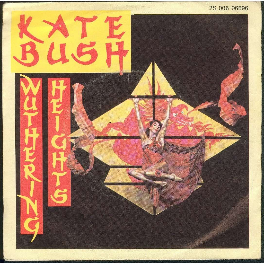 Wuthering Heights Kite By Kate Bush Sp With