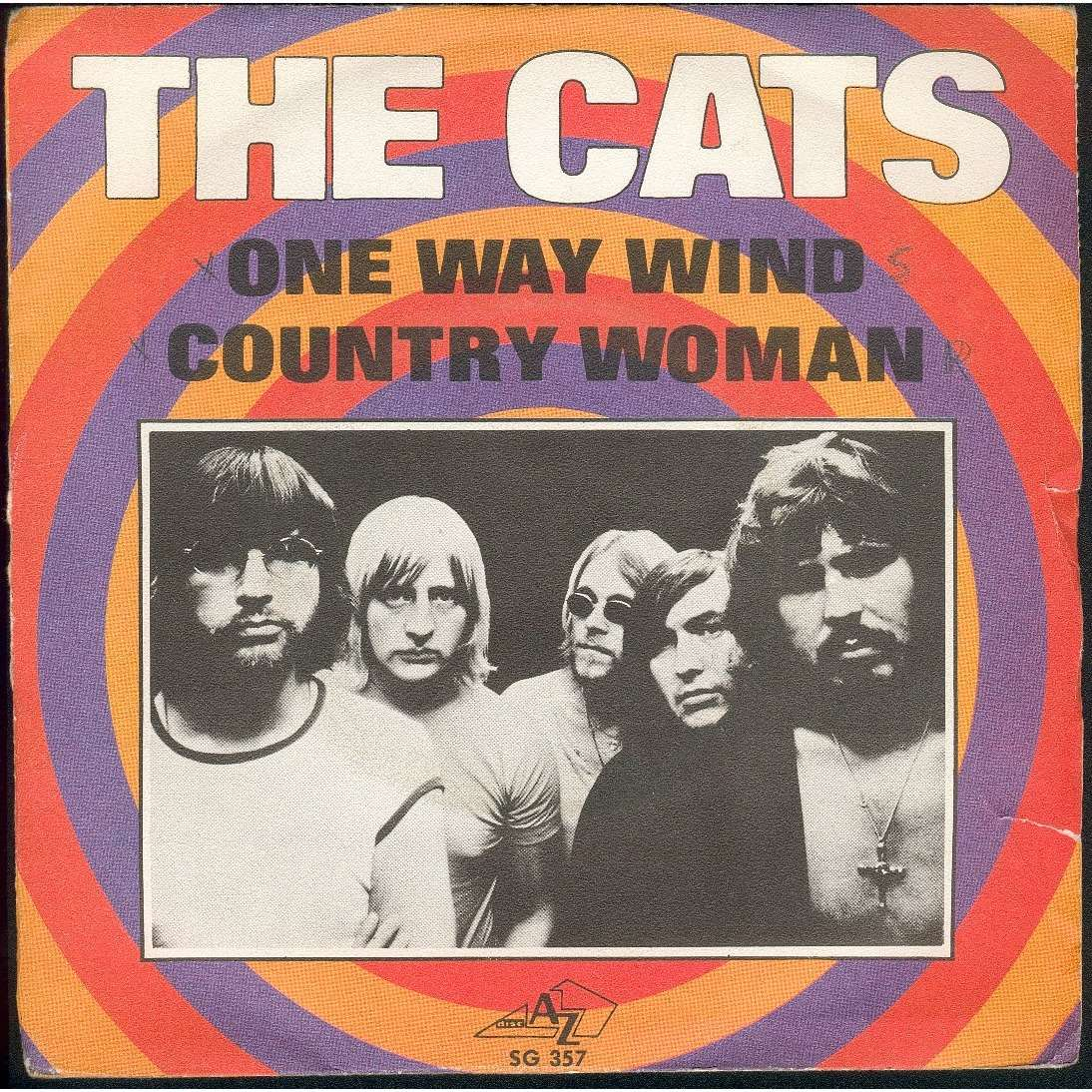 The Cats One Way Wind Video