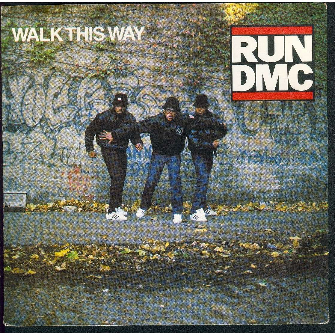 RUN DMC Raising Hell