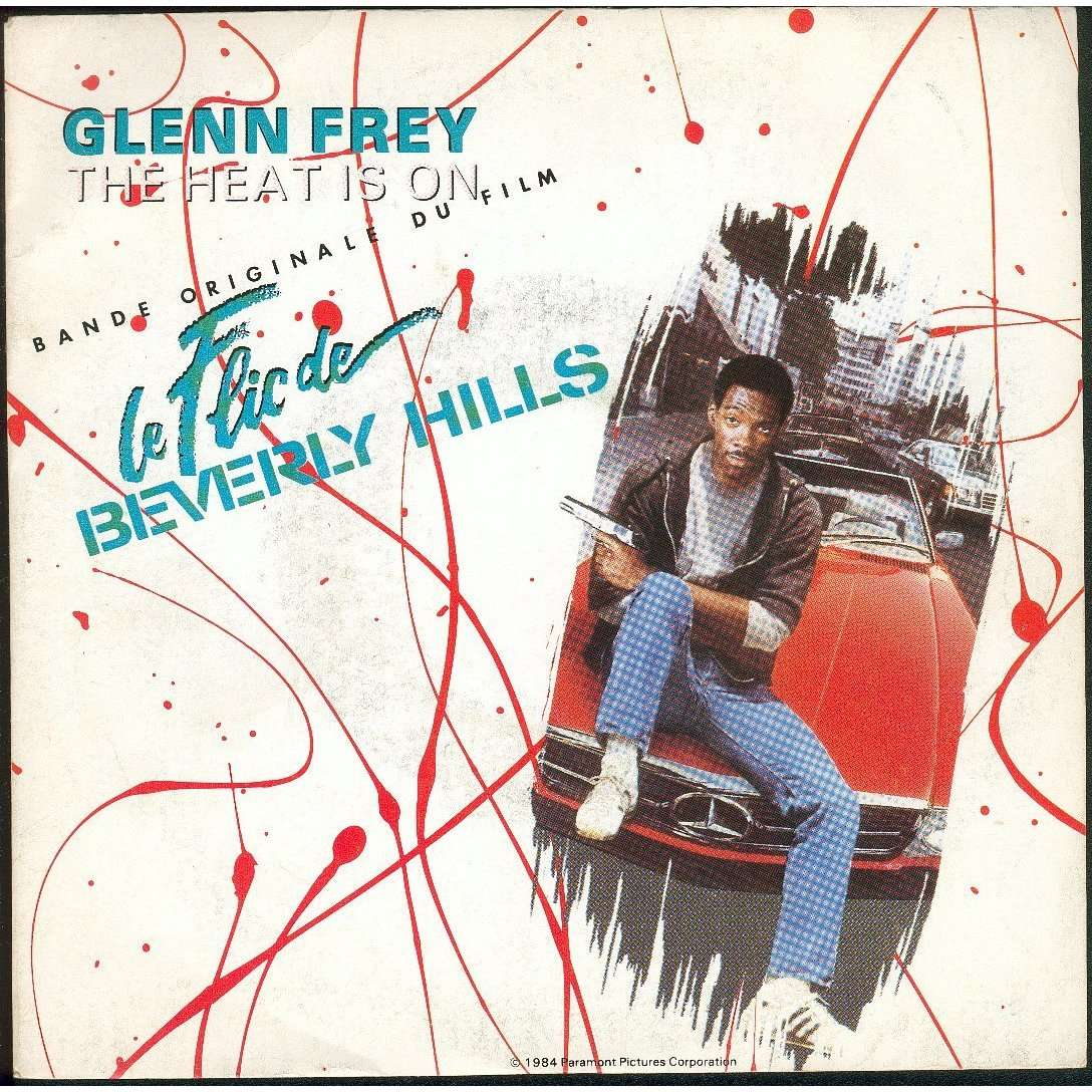 The Heat Is On Shoot Out By Glenn Frey Beverly Hills