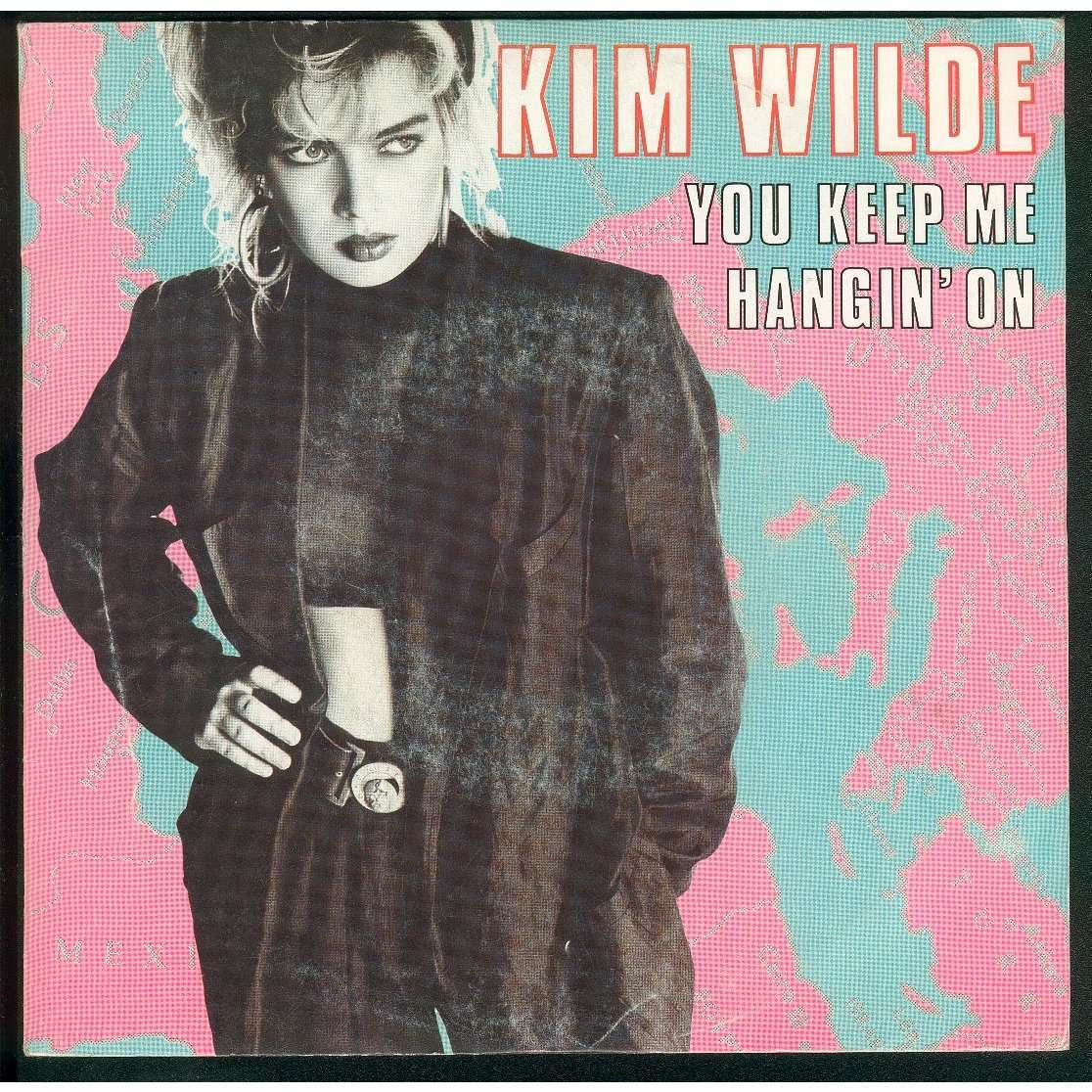 You keep me hangin' on by Kim Wilde, SP with oliverthedoor ...