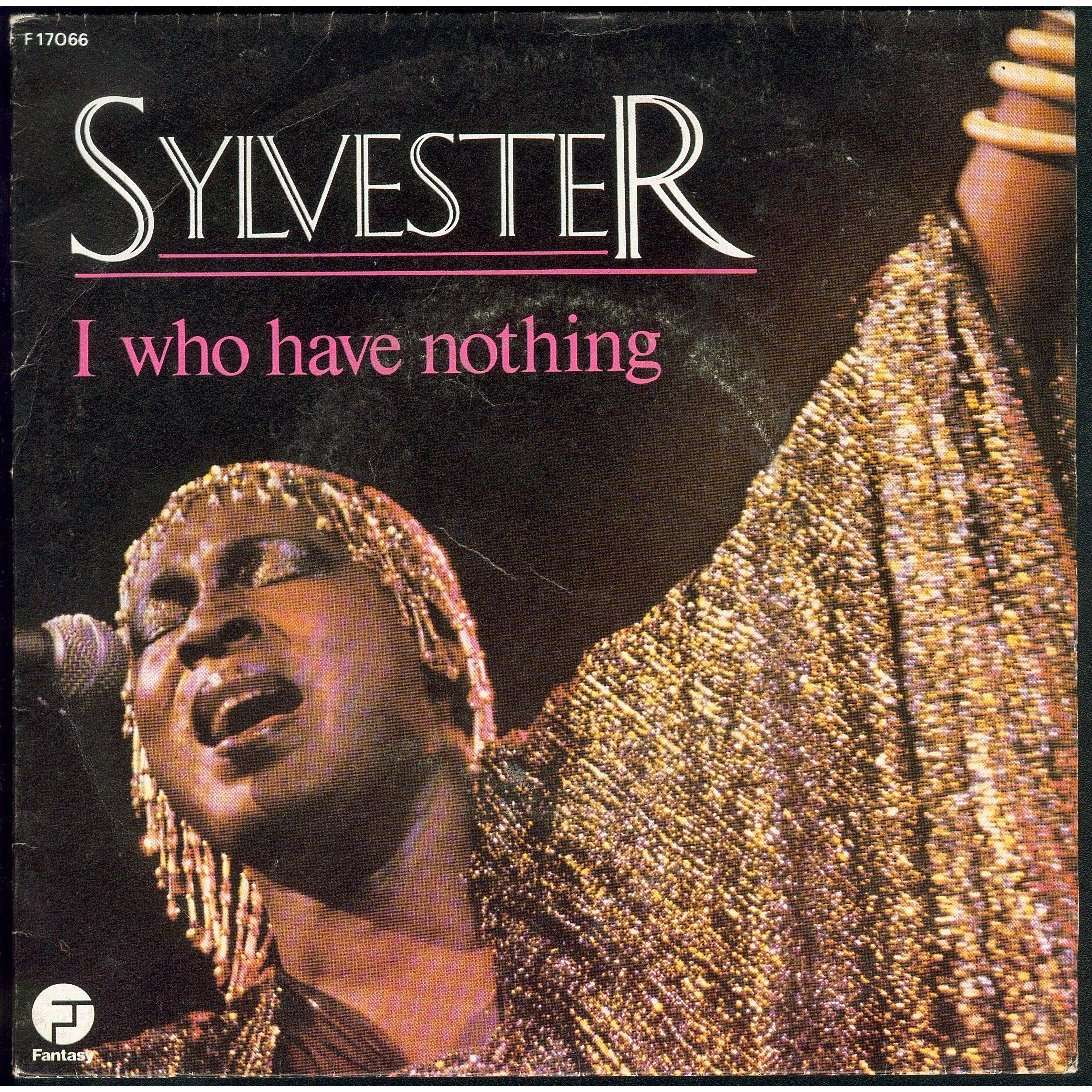 Sylvester i who have nothing 7inch sp for sale on groovecollector