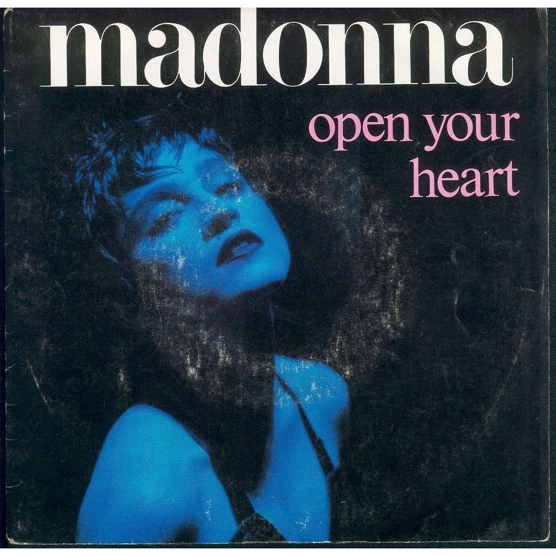 Madonna Open Your Heart 7inch Sp For Sale On Cdandlp Com
