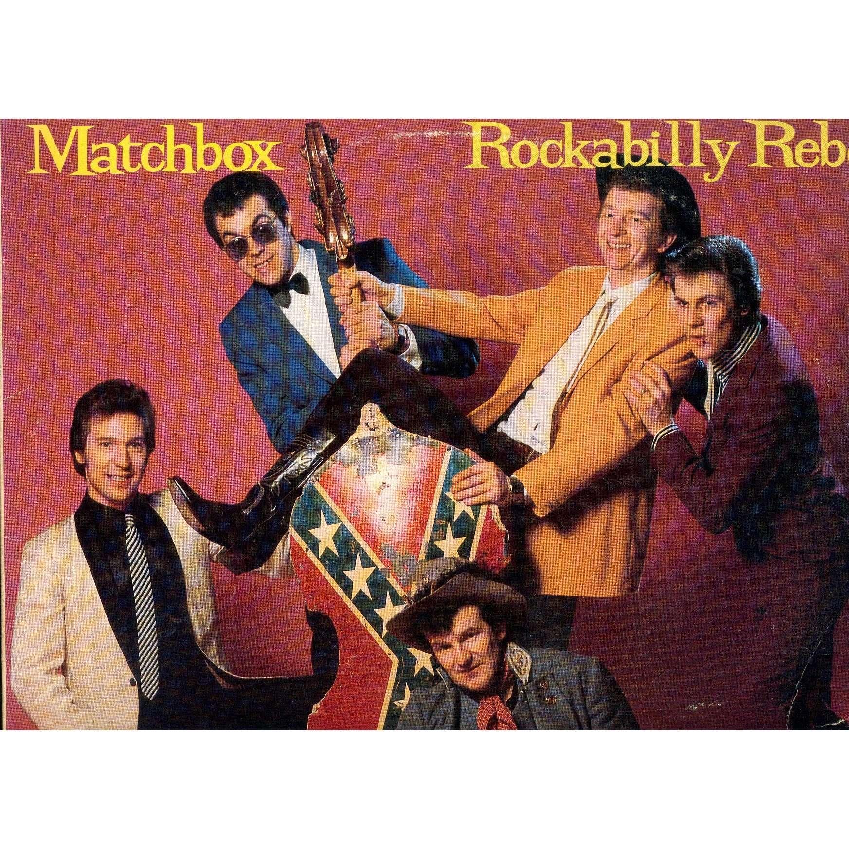 rockabilly rebel by matchbox lp with oliverthedoor ref. Black Bedroom Furniture Sets. Home Design Ideas