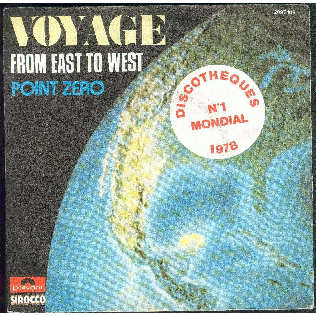 From east to west - Voyage - ( 7'' (SP) ) - 売り手: oliverthedoor ...
