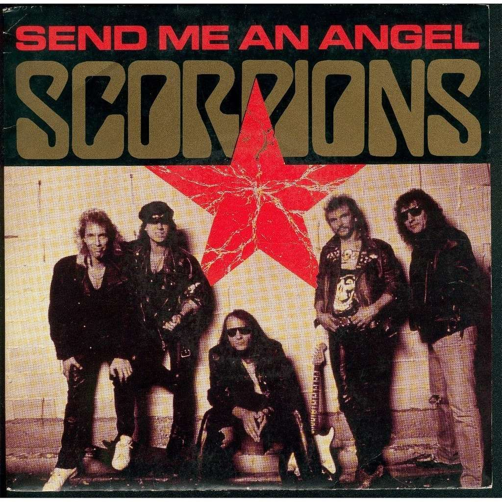 Scorpions Send me an Angel