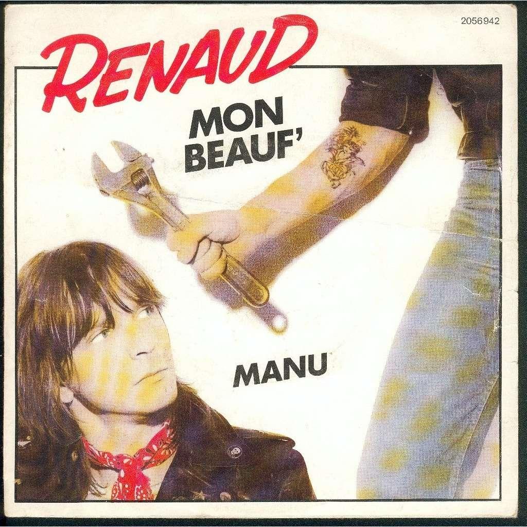 Renaud - Mon Beauf' / Manu