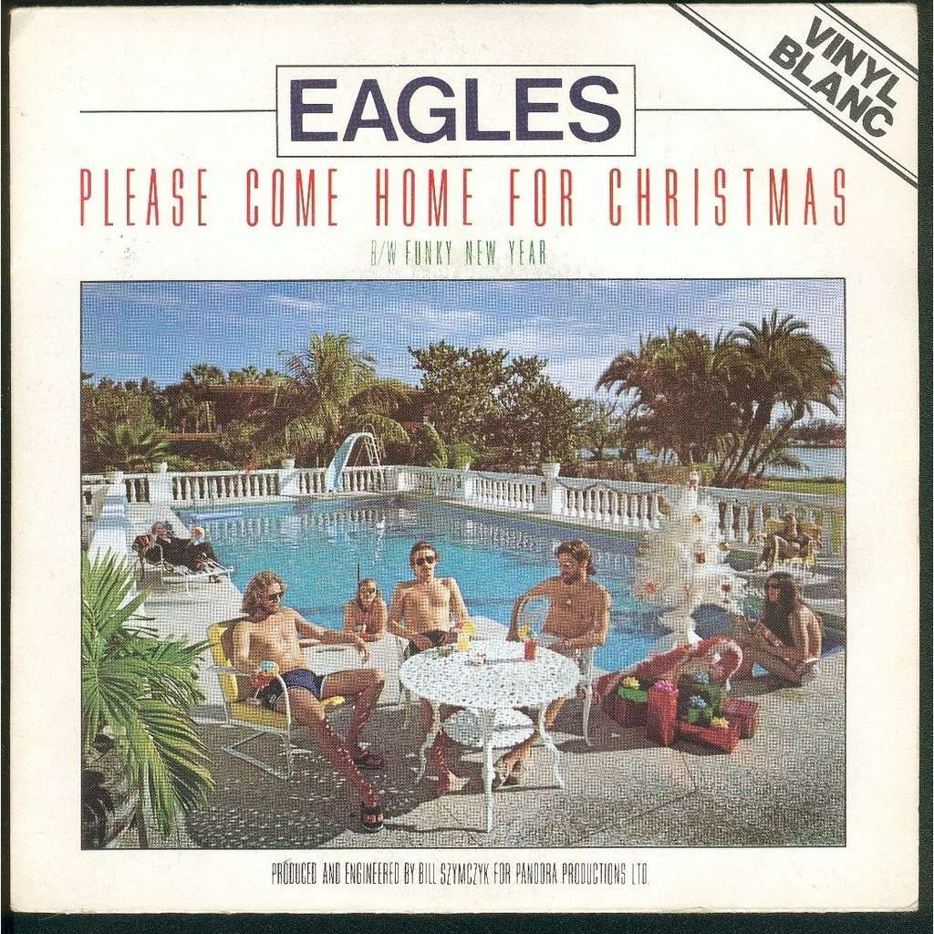 Eagles Please Come Home For Christmas Funky New Year