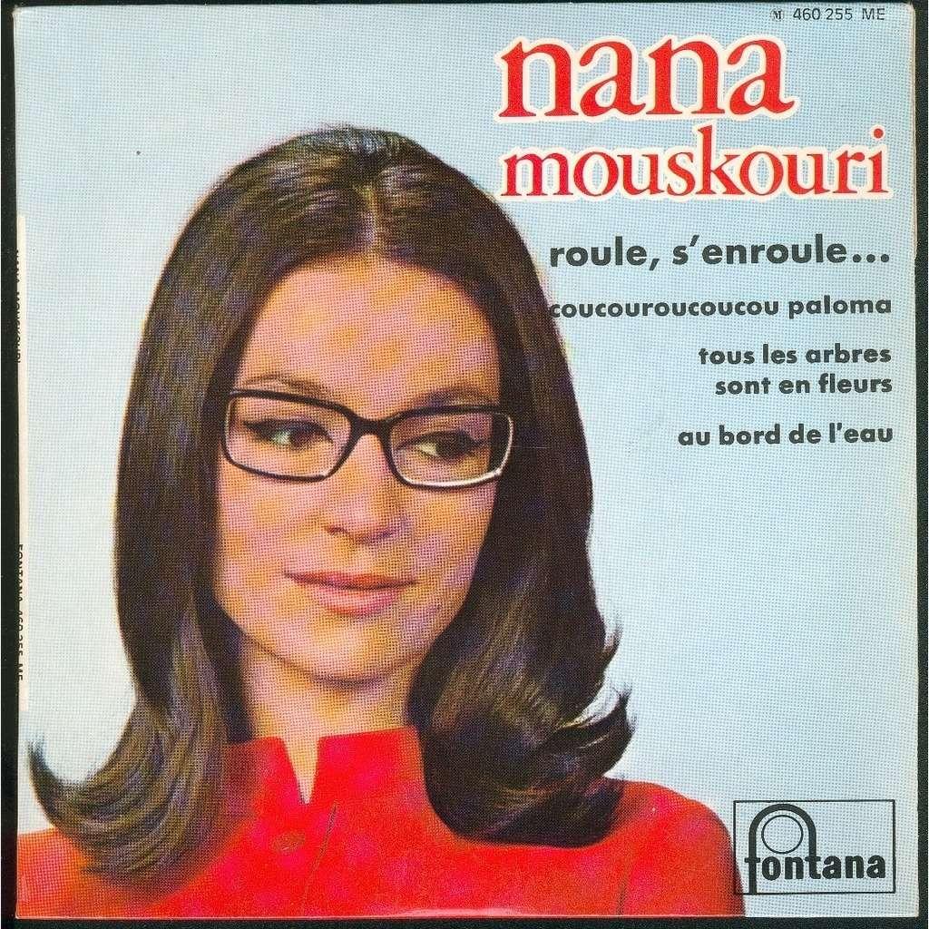 Coucouroucoucou Paloma By Nana Mouskouri Ep With
