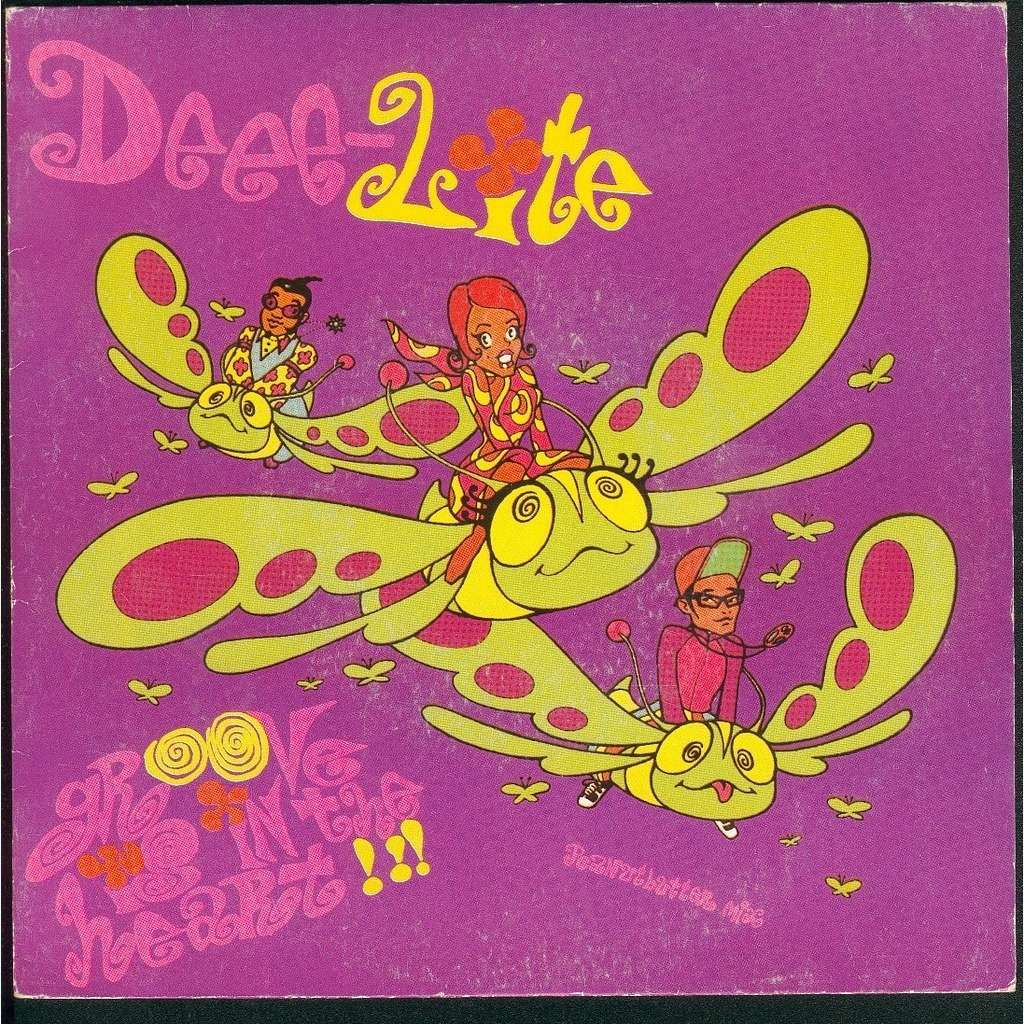 Groove Is In The Heart By Deee Lite Sp With Oliverthedoor