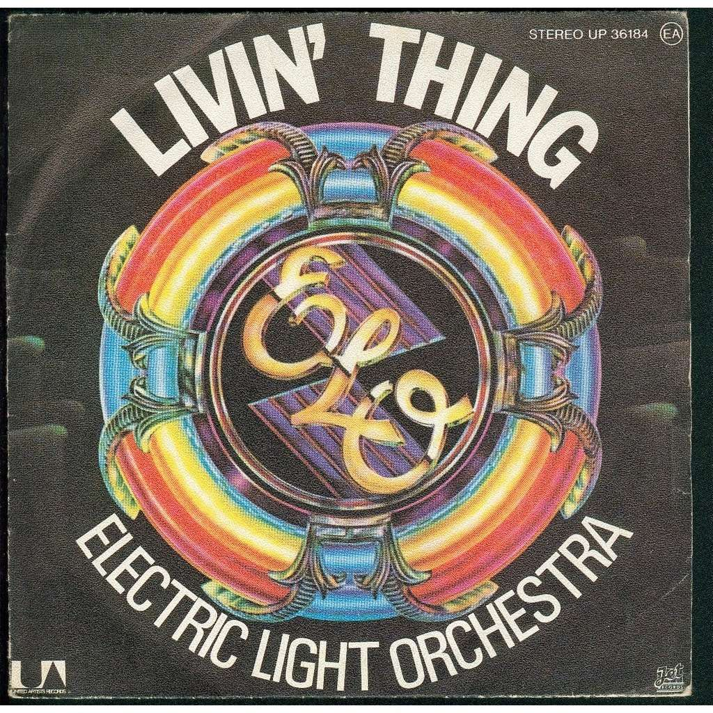 Livin Thing Fire On High By Electric Light Orchestra