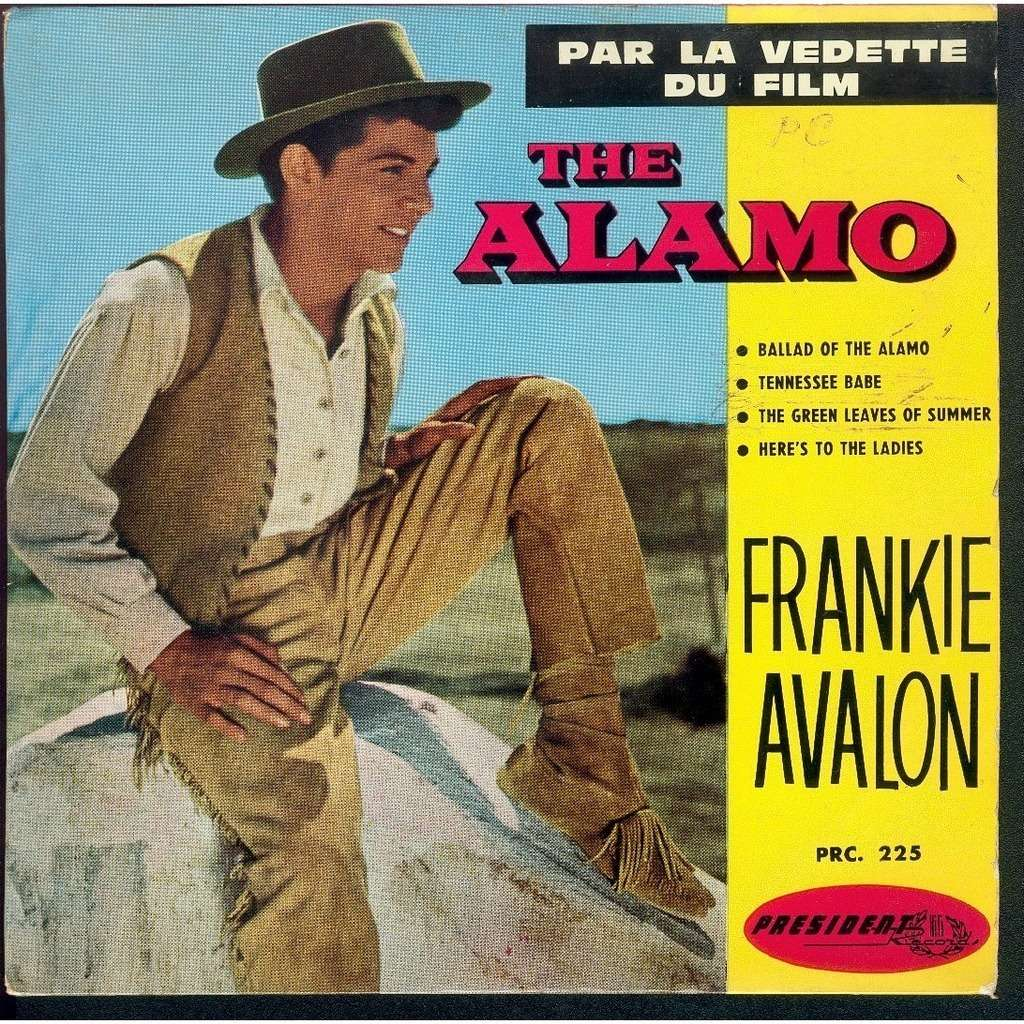 Frankie Avalon Pics intended for ballad of the alamofrankie avalon, ep with oliverthedoor - ref