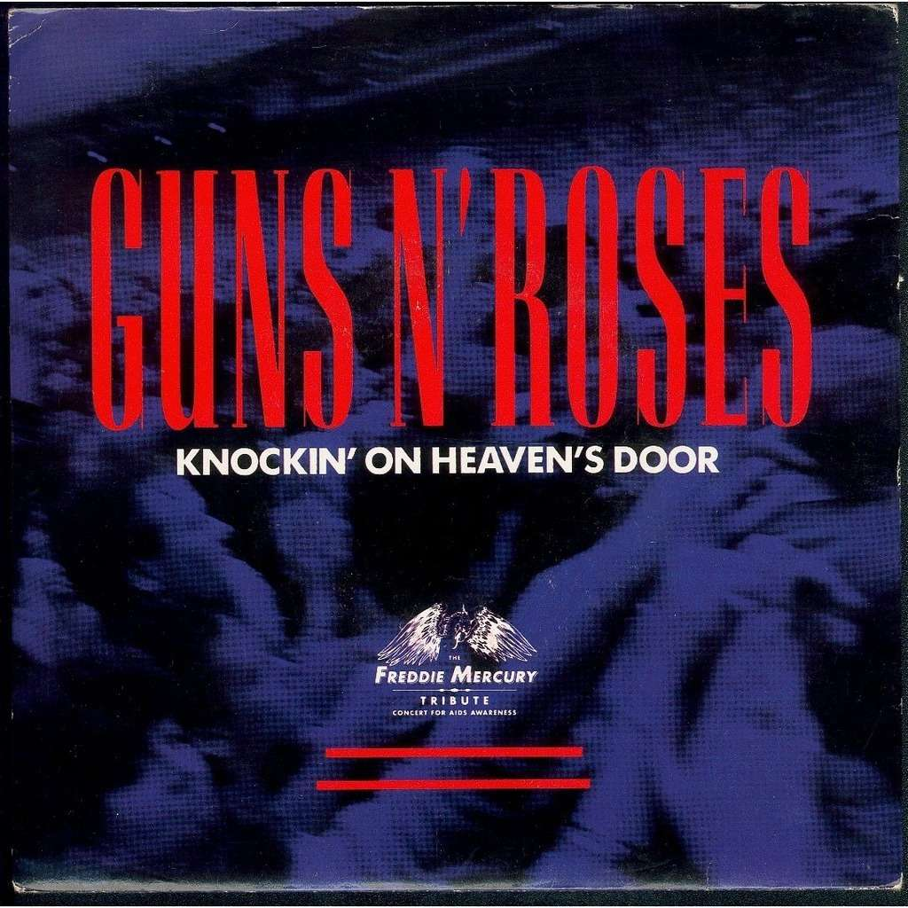 gun and roses knocking on heavens door