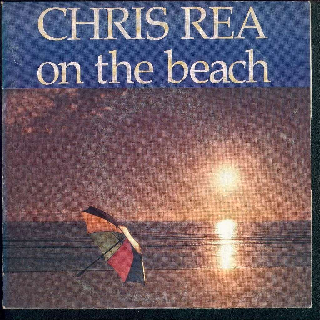 On The Beach By Chris Rea Sp With Oliverthedoor Ref