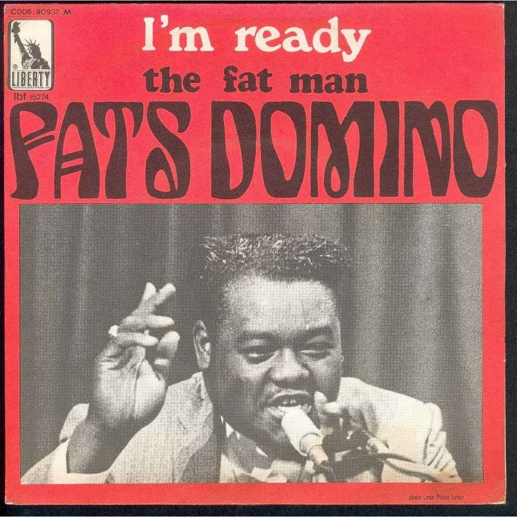 I M Ready The Fat Man By Fats Domino Sp With