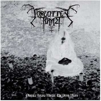 FORGOTTEN TOMB Obscura Arcana Mortis: The Demo Years