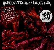 NECROPHAGIA Black Blood Vomitorium