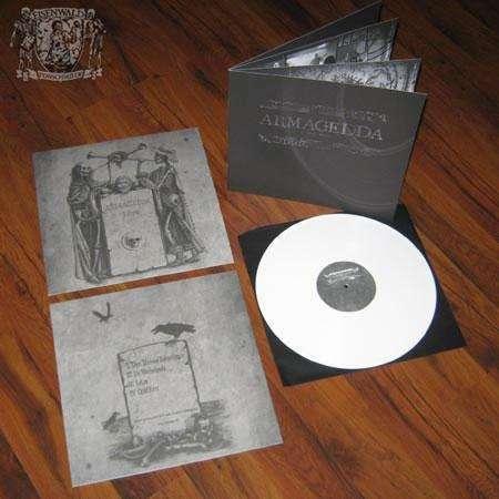 ARMAGEDDA I Am. White Vinyl