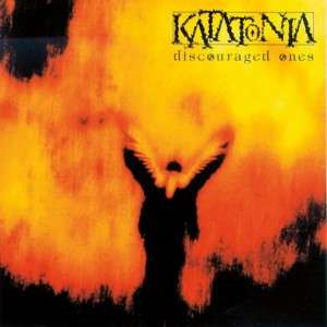 KATATONIA Discouraged Ones. Orange Vinyls